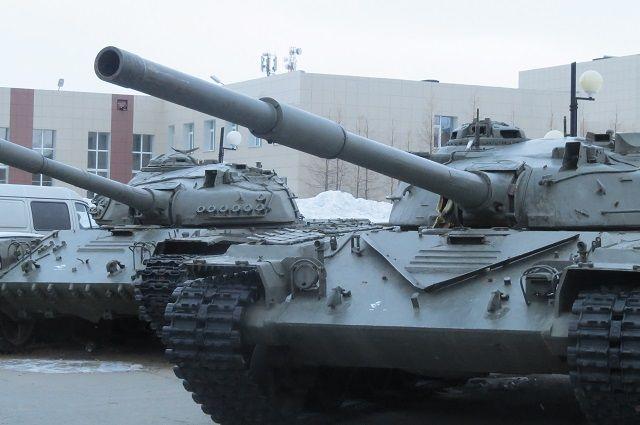 Танки Т-80 стали основной боевой мощью нашей страны.