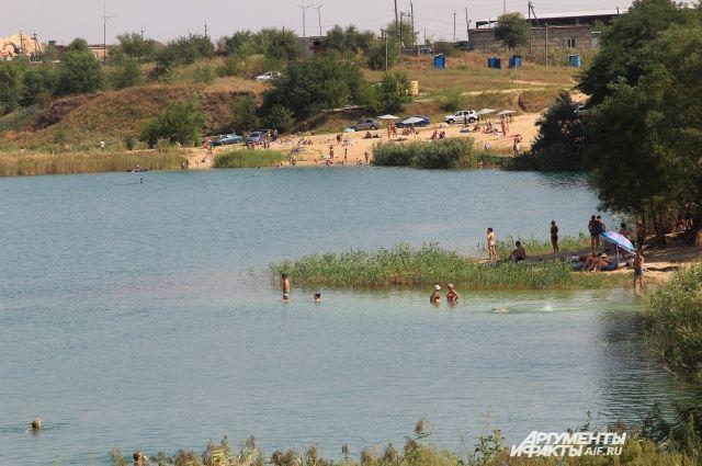 На берегу реки нашли тело мальчика.