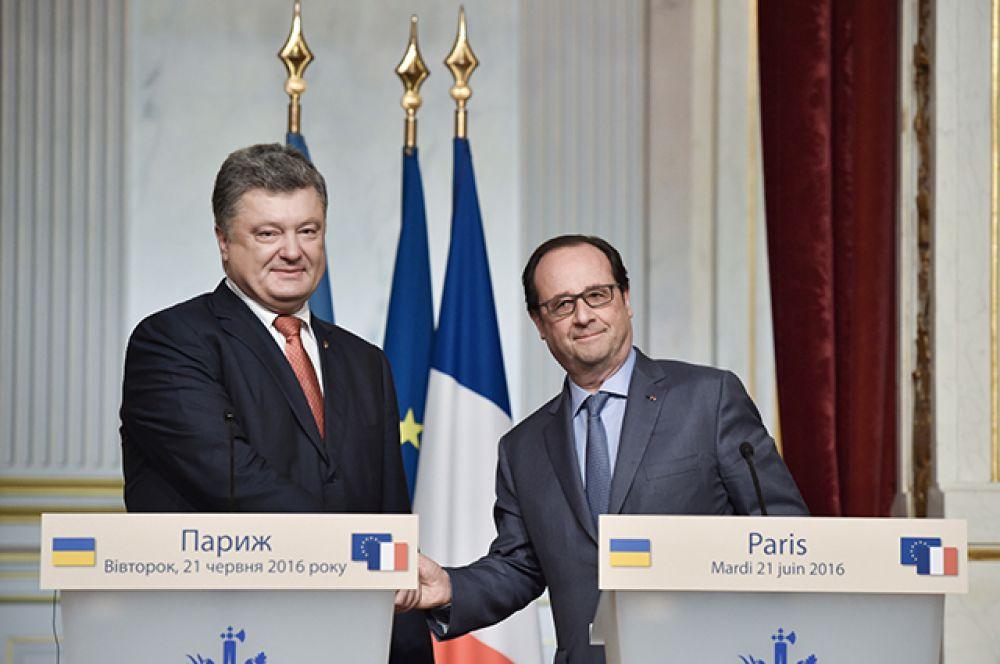 Ранее заявлялось, что в случае невыполнения Минских соглашений санкции против России могут быть продлены еще на полгода