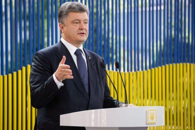 Надеюсь, Brexit неповлияет насанкции против РФ— Порошенко