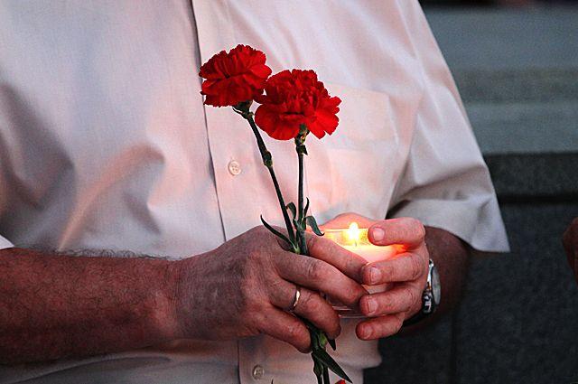 ВКазахстане зажгут свечки  памяти