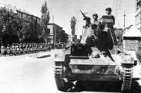 Советские войска в Иране.