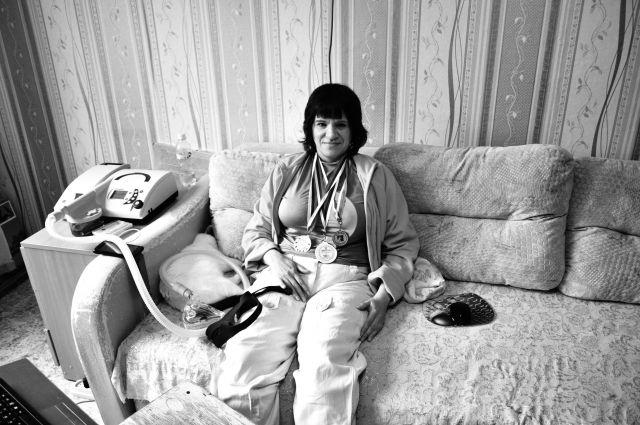 Награды Натальи Боровой дороже олимпийских медалей стоят.