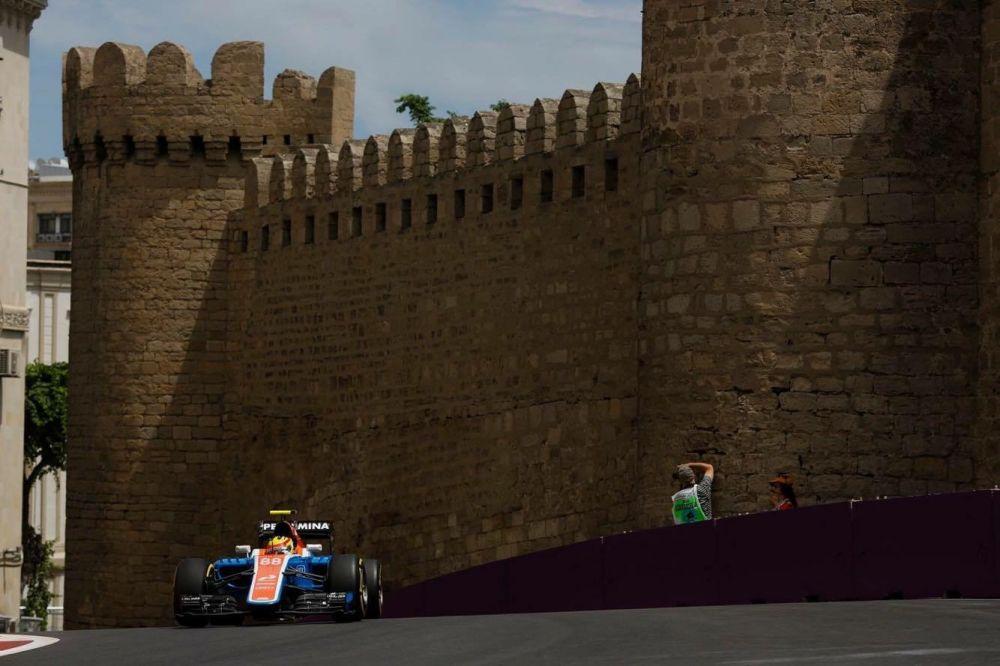 Трасса называется Baku City Circuit