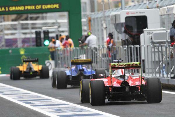 Победителем Гран-при Европы стал Нико Росберг