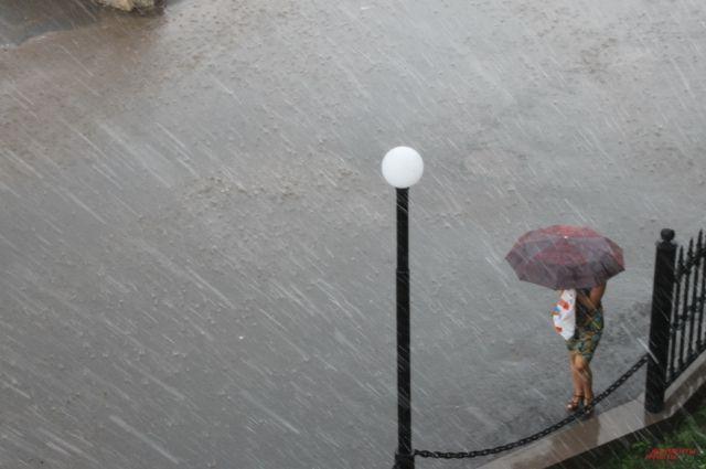 МЧС объявило врегионе штормовое предупреждение