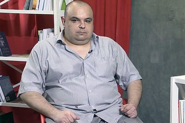 Александр Чернов.
