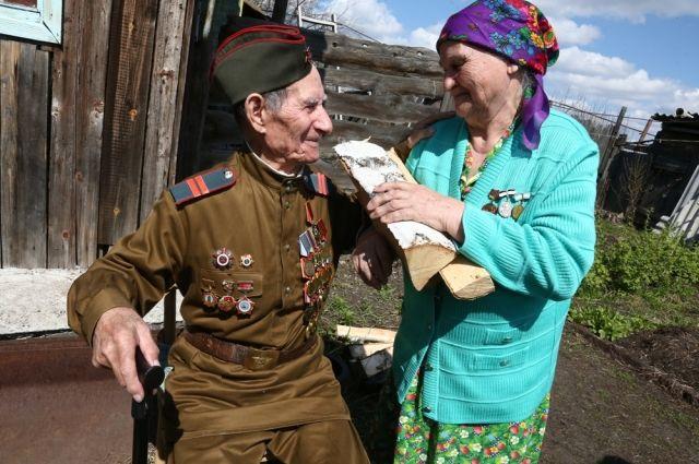 Супруги Низамовы вместе уже 65 лет.