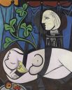 Ещё одна работа Пабло Пикассо «Обнаженная, зеленые листья и бюст» продана за 106,5 млн долларов.