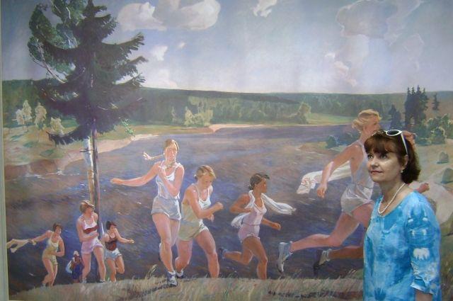27 репродукций известных картин в течение года будут выставляться в 11 городах России.