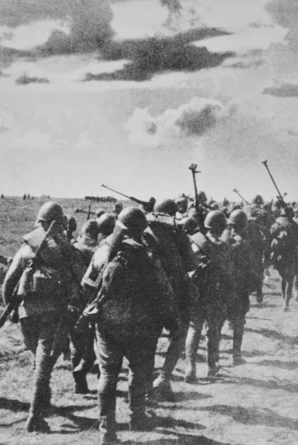 80 000 жителей Адыгеи сражались за родину.
