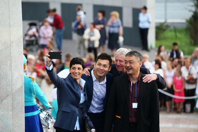Приморский фестиваль открыл мир кино стран Азиатско-Тихоокеанского региона.
