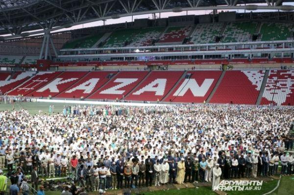 Верующие получили билеты на ифтар через мухтасибаты и ДУМ РТ