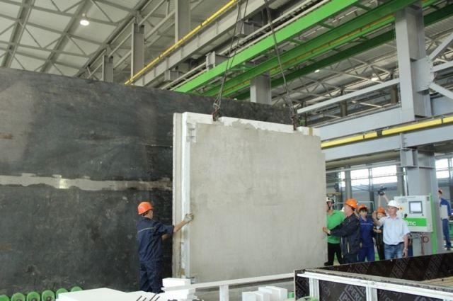ВНовочебоксарске построили новый домостроительный комбинат за1 млрд
