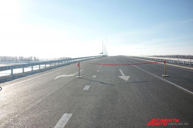 Движение по дороге запустили ещё в ноябре прошлого года.