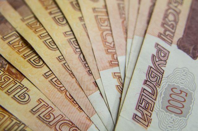 Сотрудники предприятия не получили более 900 тысяч рублей.