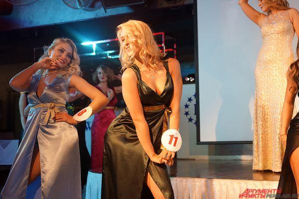 Впервые в Перми состоялся конкурс красоты «Ты уникальная!».