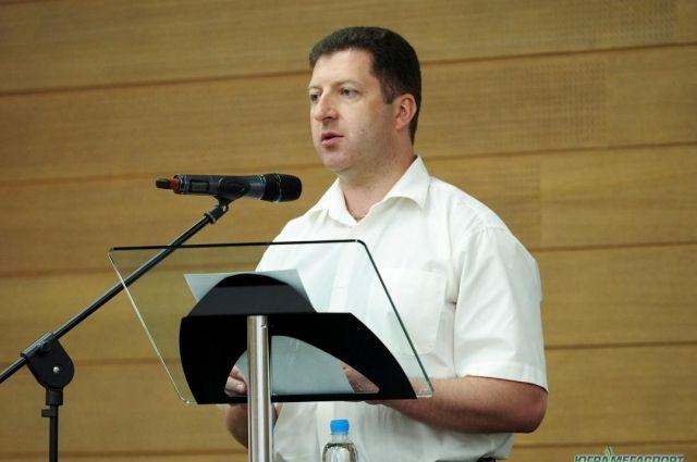 Игорь Губкин - лидер общественного отбора.