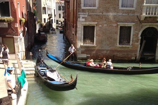 ВИталии туристам выплатят компенсацию задождь