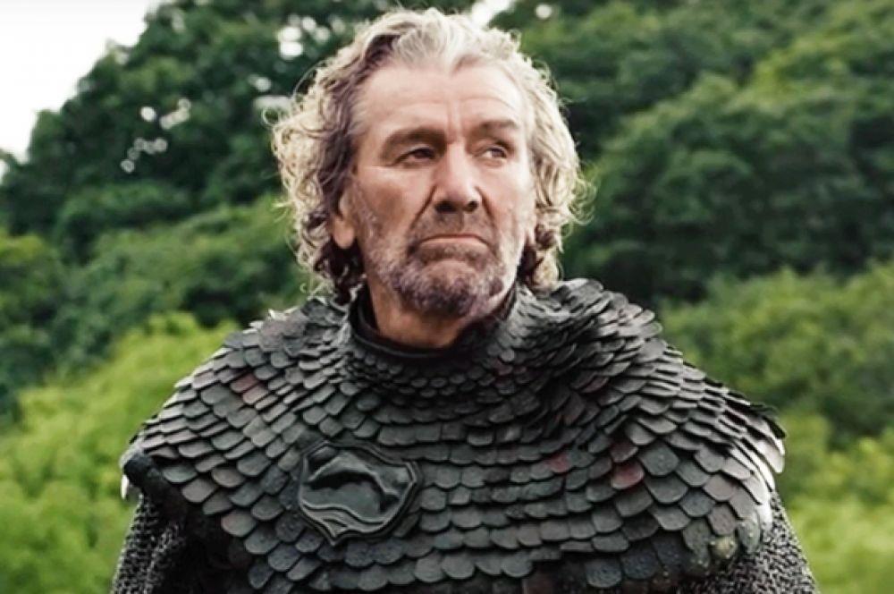 Чёрная Рыба. Младший брат правителя Речных земель Бринден Талли по прозвищу Чёрная Рыба погиб, защищая Риверран от осады. Даже после того, как крепость была сдана, он предпочёл умереть в бою с мечом в руке.