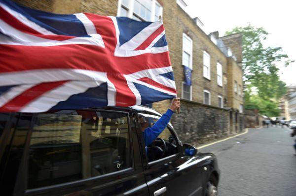 Сторонники выхода Великобритании из Евросоюза одержали победу на референдуме.