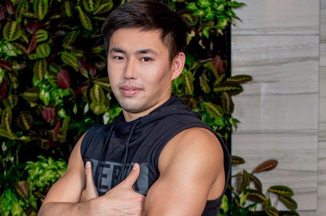Игорь Ким, телеведущий, мастер спорта по самбо и дзюдо, главный тренер программы «ГТО Тренинг».