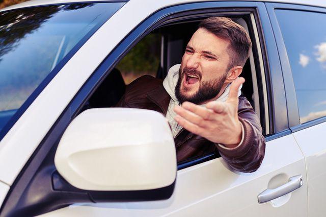 Как избежать хамства на дороге?