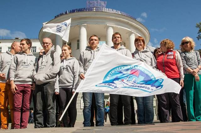 «Плавучий университет» вернулся вАрхангельск