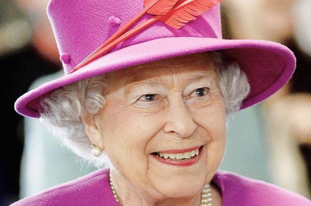 королева елизавета съязвила жива