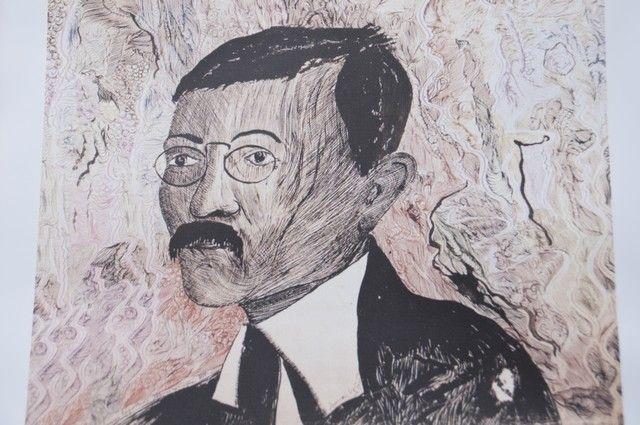 Эпатажного омского писателя вспомнят в библиотеке им. Пушкина