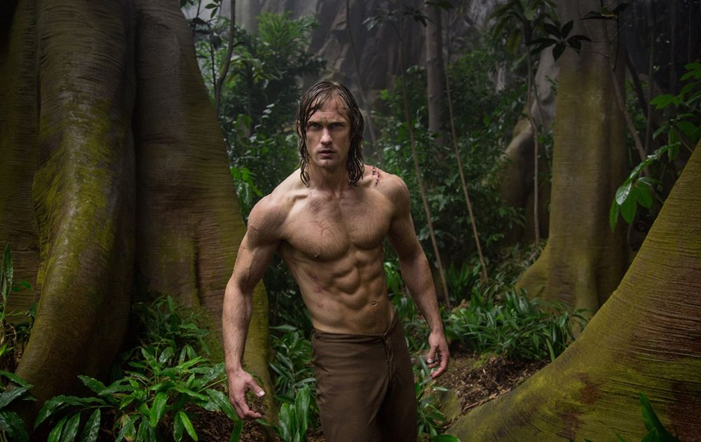 В новом фильме «Тарзан. Легенда», который выходит на экраны 30 июня, главную роль сыграет шведский актер Александр Скарсгард.
