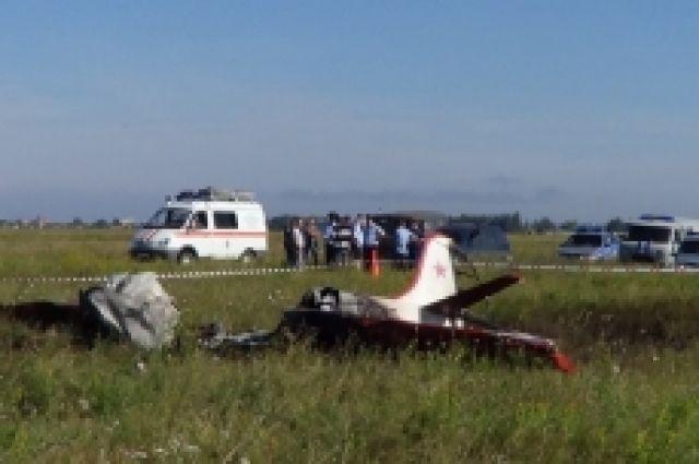 Легкомоторный самолёт разбился вОренбургской области: есть жертвы