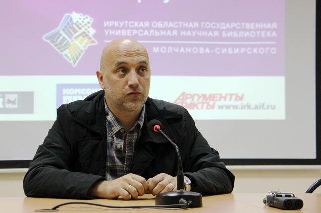 Захар Прилепин: «Такого количества книжных тиражей, как в СССР, не было и не будет никогда!»