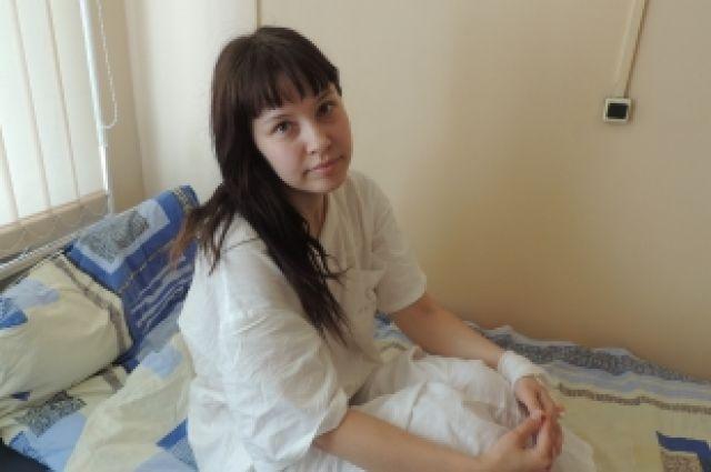 Алиса Попова носила обувь 40 размера вместо родного 36.