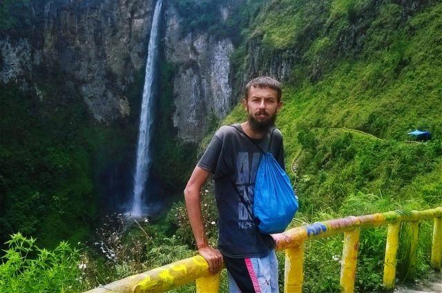 Молодой человек потратил за три месяца путешествия около 60 тысяч рублей.