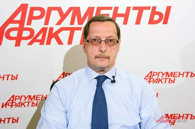 Алексей Арбатов.