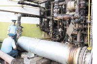 На химзаводе произошёл взрыв газа в котельной. Погиб человек