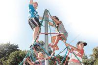 Детский лагерь расширяет навыки общения.