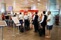 Аэропорт Стамбула.