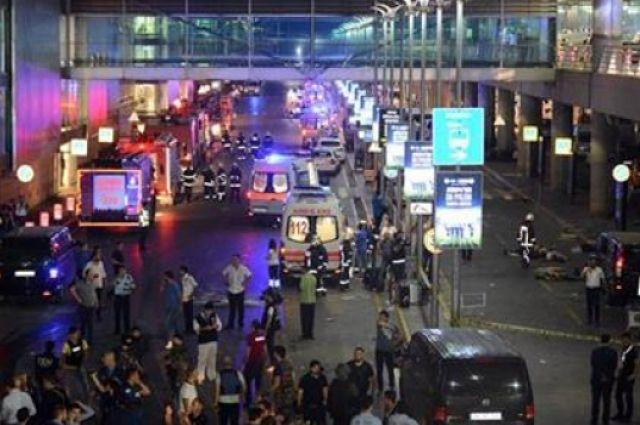 МИД: Возросло количество пострадавших украинцев в итоге теракта вСтамбуле