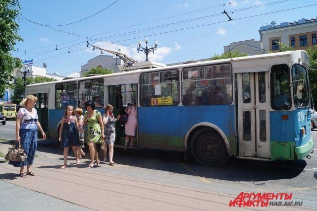 «Транспортная доступность» означает, что из одного конца города человек может доехать до другого. В Хабаровске с этим проблем нет.