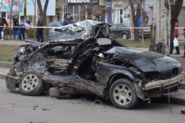В ДТП погибла семья из 3 человек