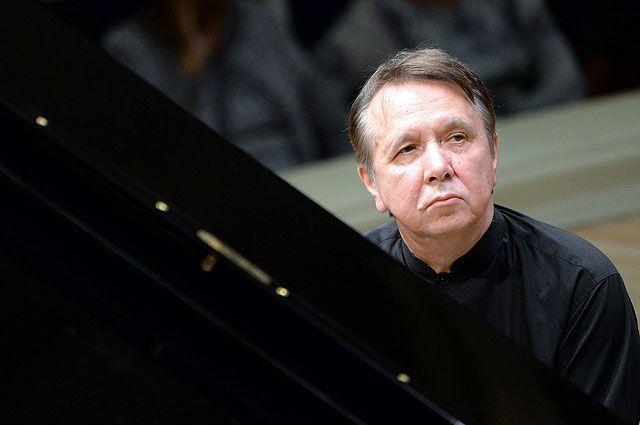 Художественный руководитель Российского национального оркестра (РНО) , пианист Михаил Плетнев.
