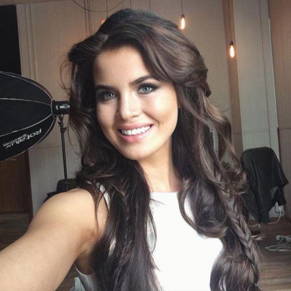Мисс Украина Вселенная 2016 - Алена Сподынюк!