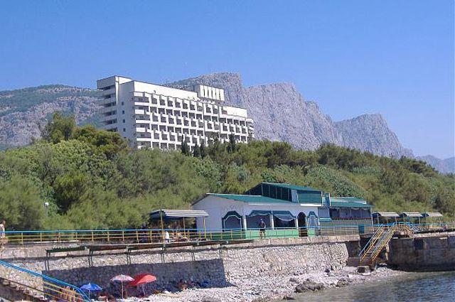 Большинство санаториев в Крыму нуждается в обновлении