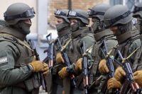Бойцы спецназа НАБУ