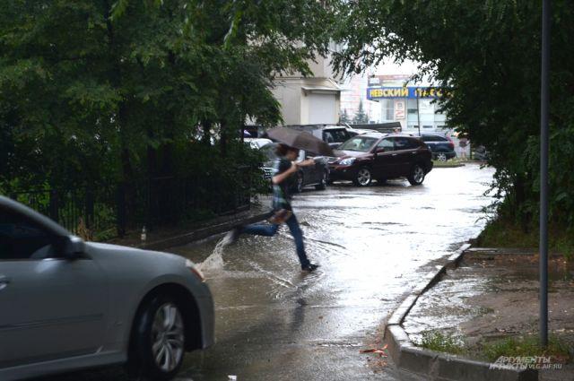Число пострадавших от непогоды в Ростове-на-Дону выросло до пяти человек