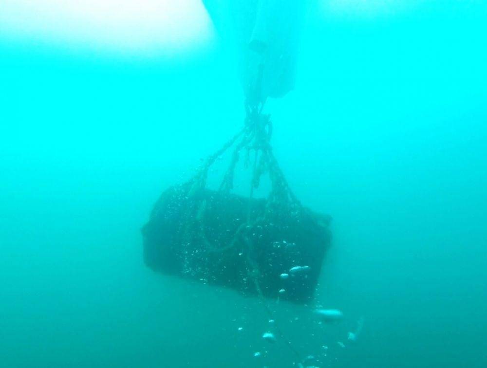 Предназначалась ББ-1 для уничтожения вражеских подводных лодок