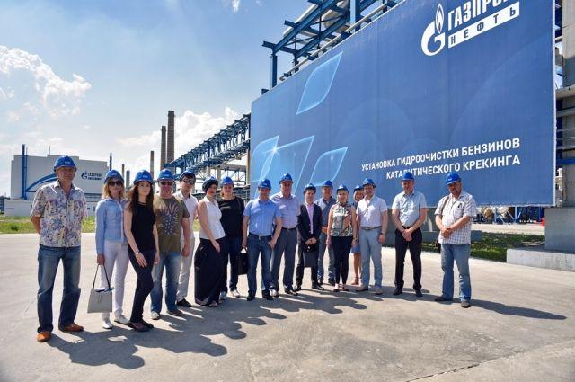 На заводе прошёл первый этап модернизации производства.