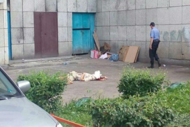 ВУльяновске парень разбился насмерть, спрыгнув с14-го этажа